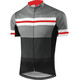 Löffler Giro Bike Jersey Shortsleeve Men grey/black